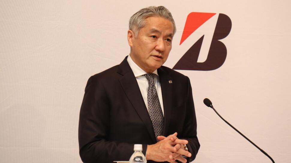石橋秀一CEO