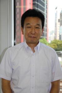 技術本部 材料技術部の深澤清文部長