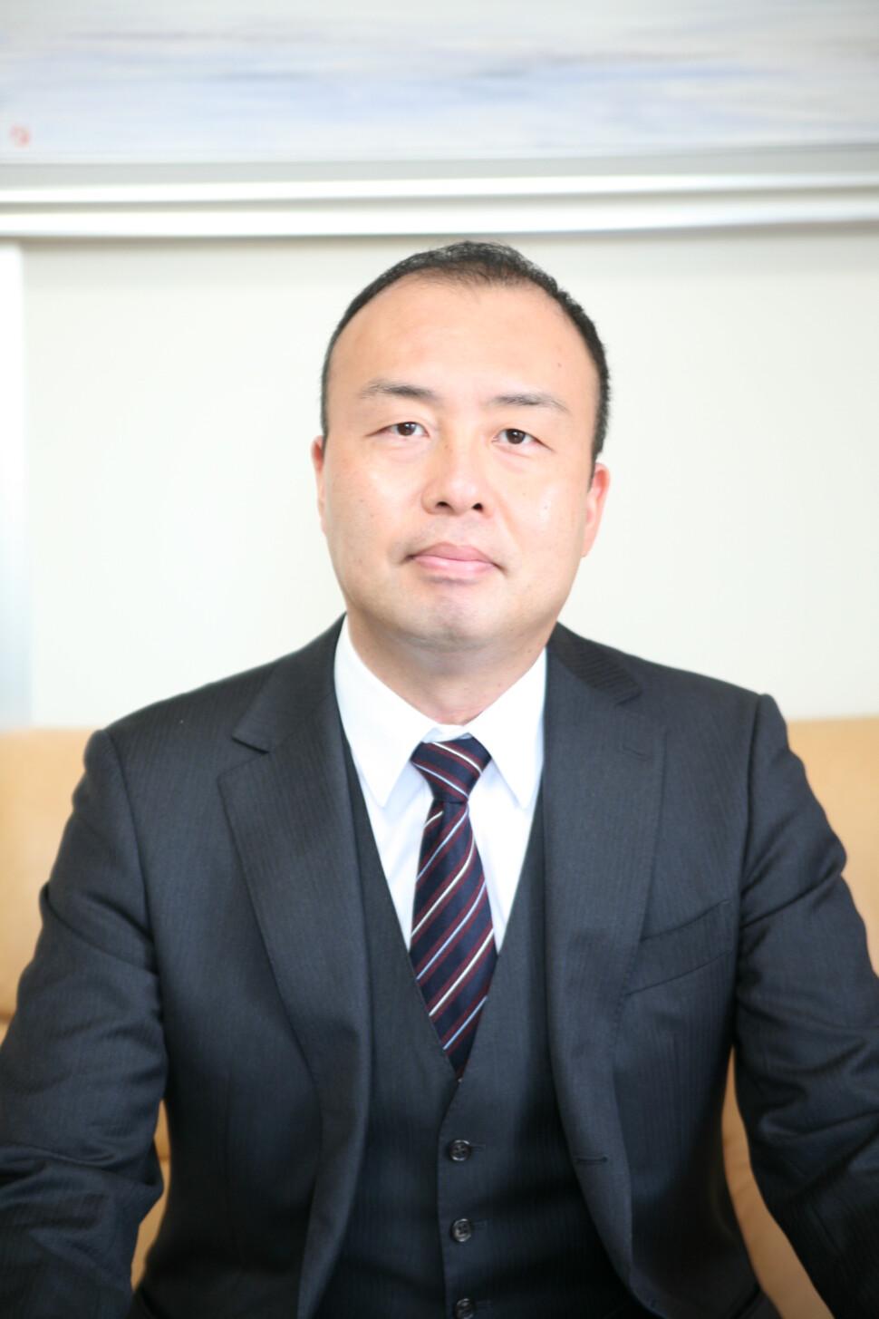 武田新社長