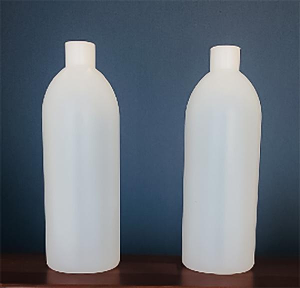 アドマーEFを使用した多層ボトル