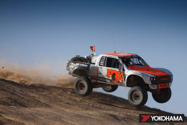 総合優勝したJustin Lofton選手の参戦車両