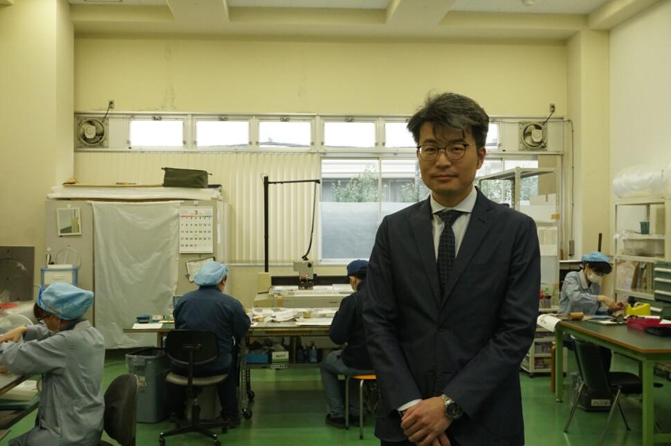 横山豊社長 WEBトップ画面用