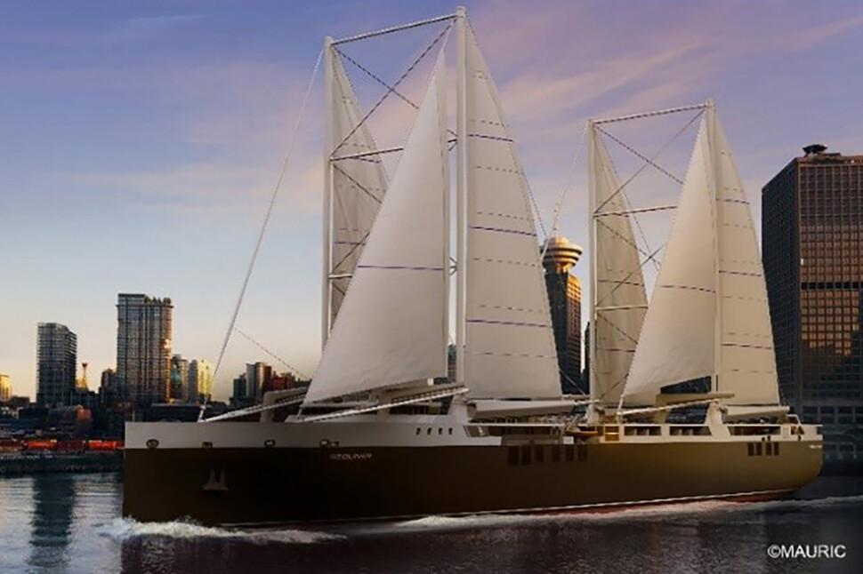 ネオラインと海上貨物輸送の契約を締結