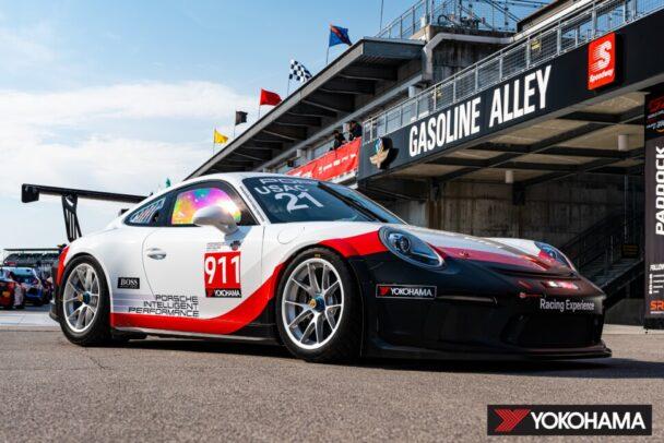 「Porsche 911 GT3 Cup」