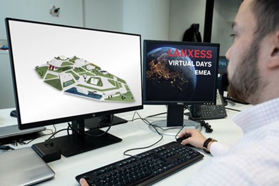 「3Dバーチャルキャンパス」イメージ