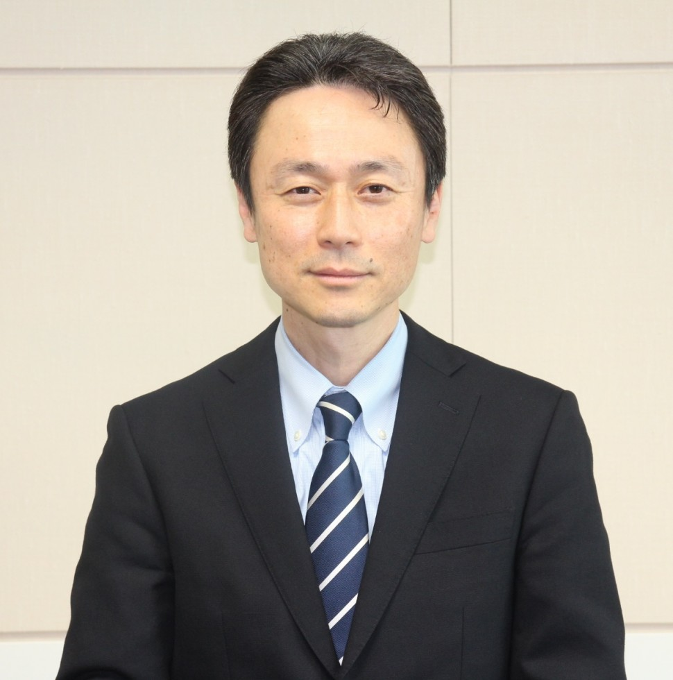 水川修一グループリーダー