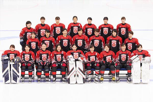 女子日本代表チーム 「スマイルジャパン」
