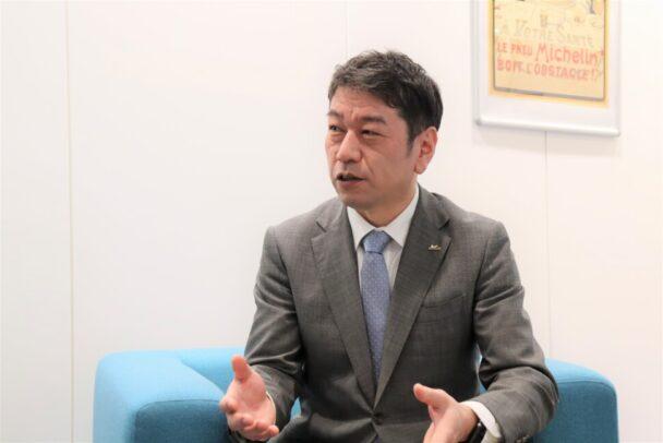 日本ミシュランが新社長会見 認知度向上を目指していく