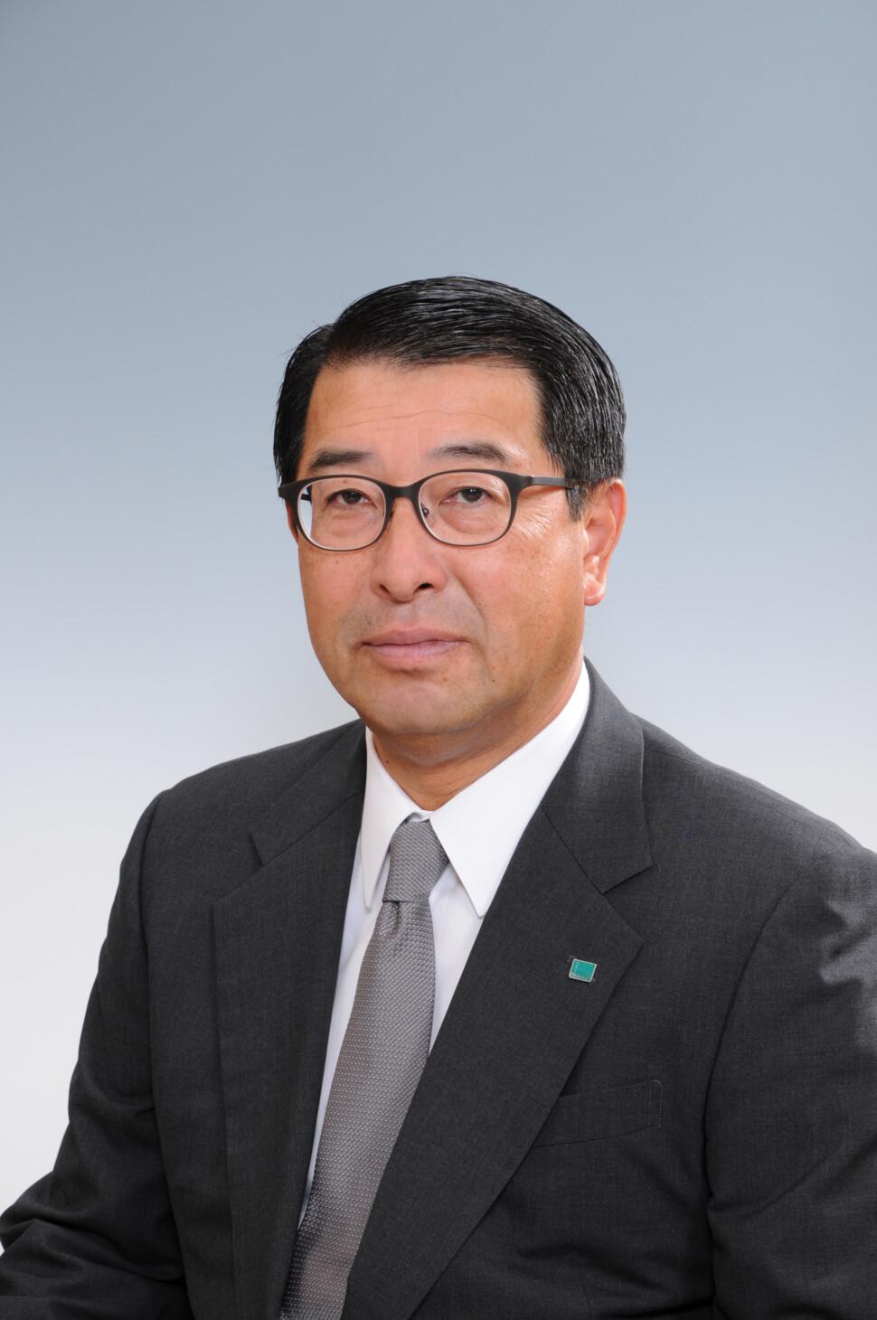 岡本良幸新社長