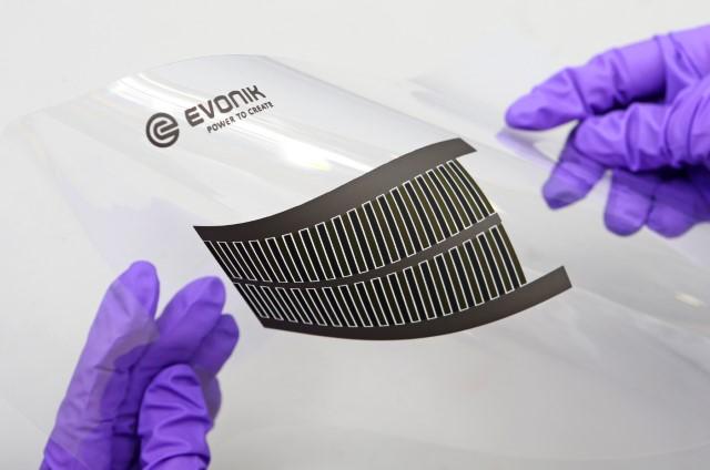プリンテッドバッテリー向けの新素材技術を発表
