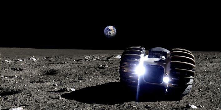 ダイモンの月面探査車「YAOKI」