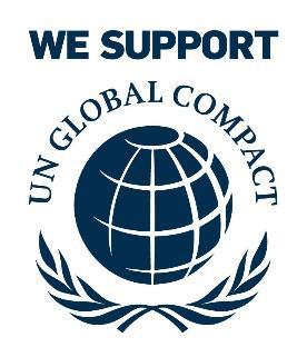 「国連グローバル・コンパクト」に署名