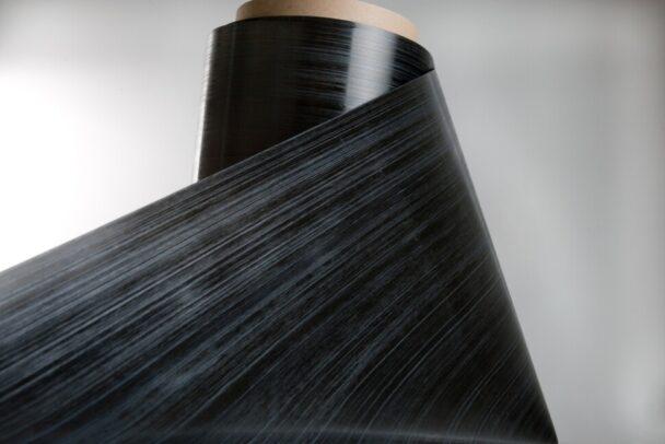 PPSを使用したテープ状の炭素繊維プリプレグを開発