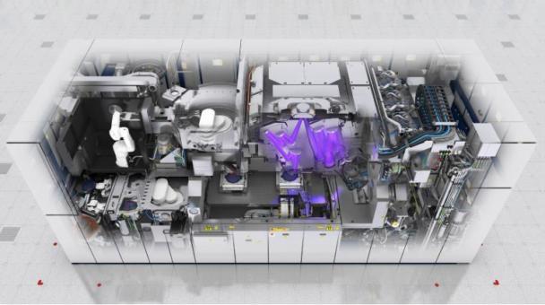 EUV露光機イメージ図