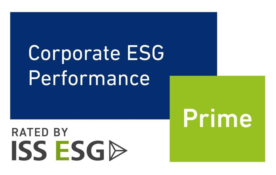 「ESGコーポレートレーティング」で「プライム」評価に認定