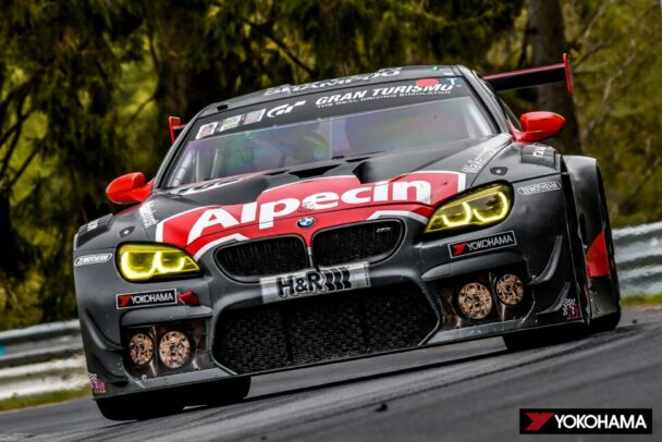 102号車「BMW M6 GT3」