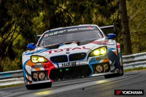 101号車「BMW M6 GT3」