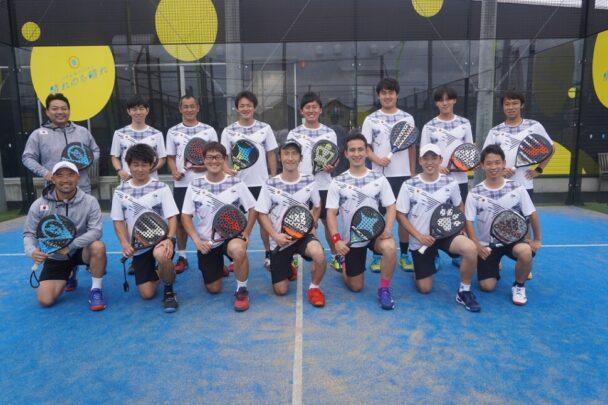 パデル日本代表男子チーム(一般)