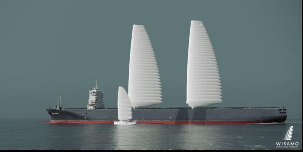 モビリティサミットで発表 ミシュラン、海上輸送脱炭素化など