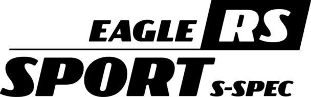 イーグルRSスポーツ・Sスペック ロゴ