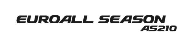 ファルケン「ユーロオールシーズンAS210」ロゴ