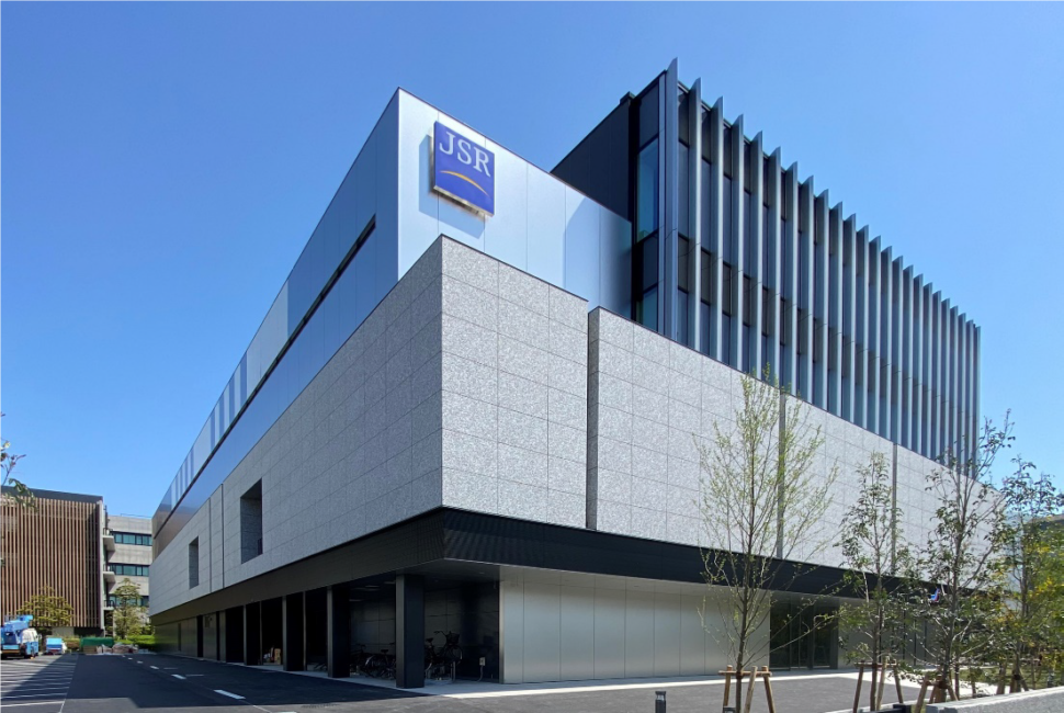 新研究所「JSR BiRD」を開所