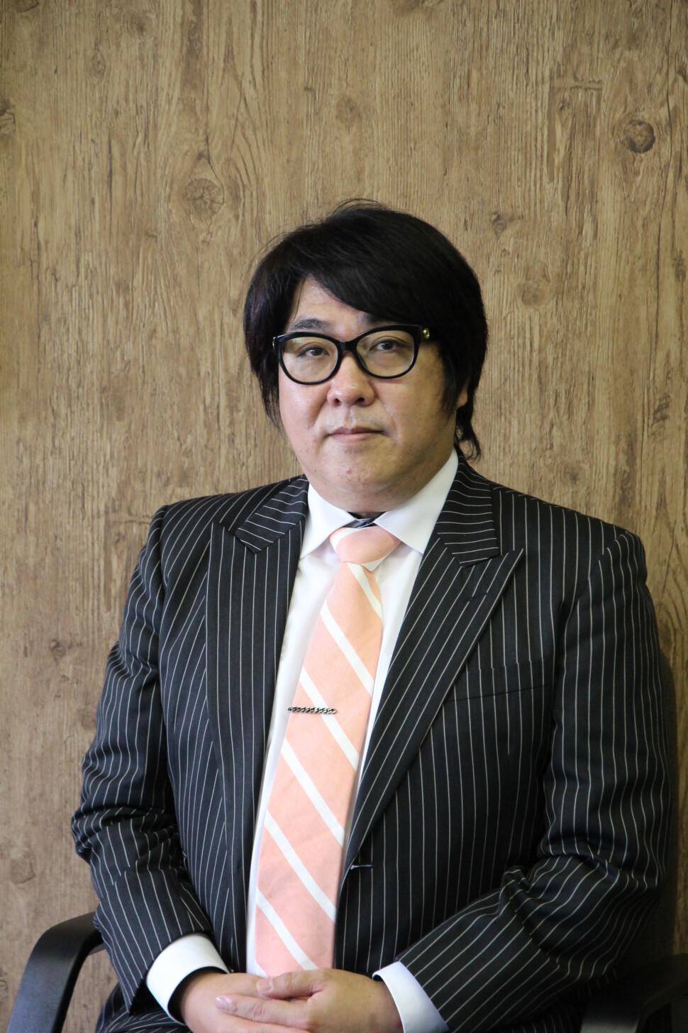 澤田宏治新社長