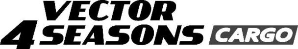 ベクター4シーズンズカーゴロゴ