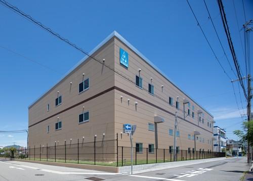 神戸事業所第4棟が竣工