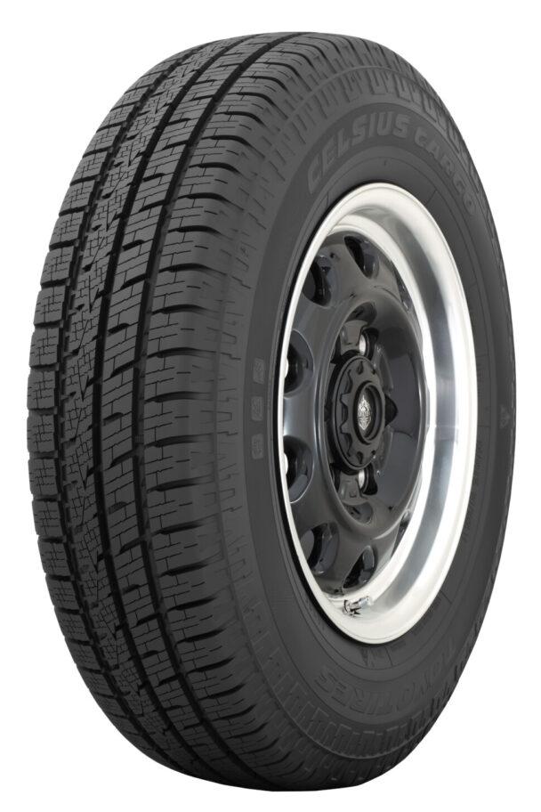 ビジネスバンの全天候型タイヤ TOYO TIREが発売