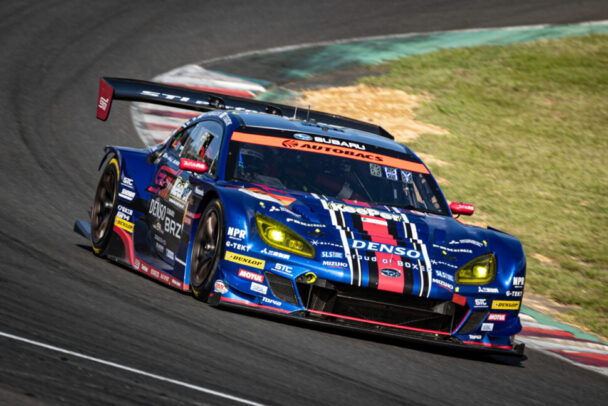 「R&D SPORT」の「SUBARU BRZ GT300」