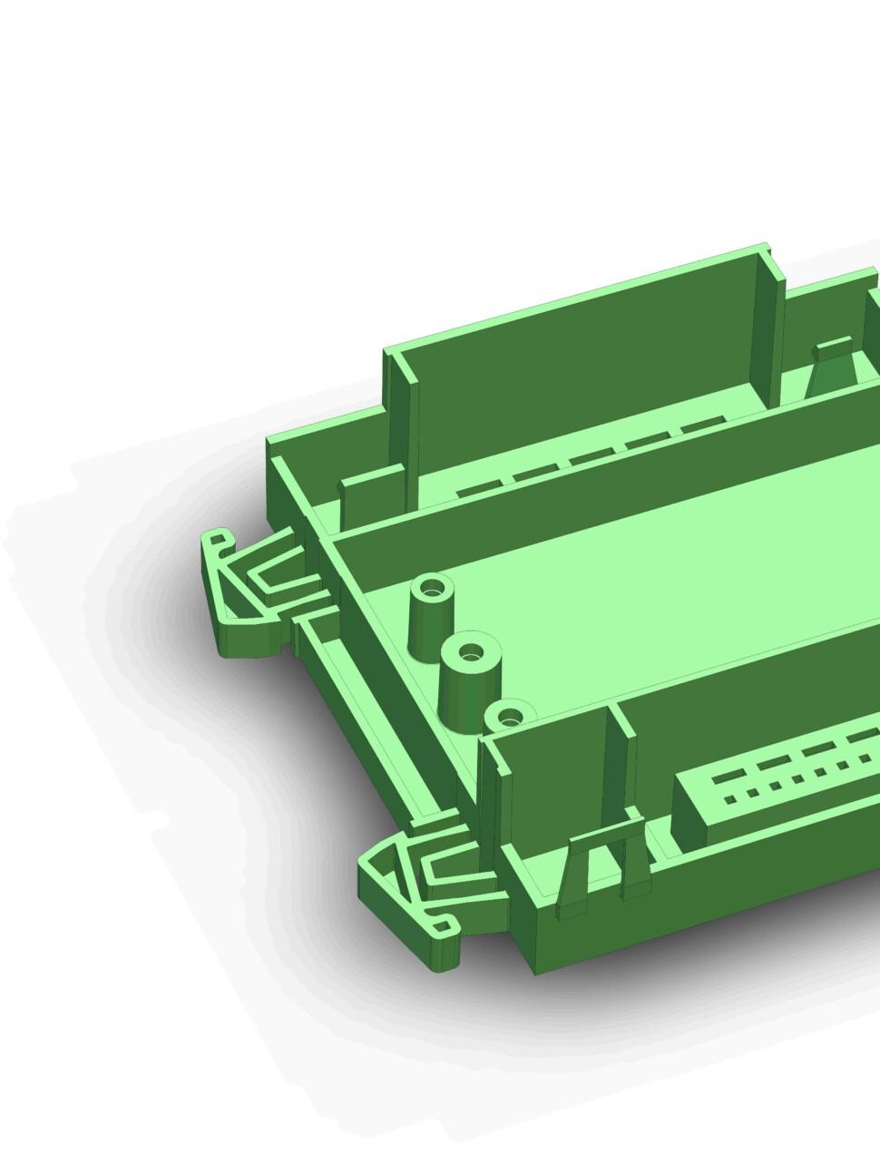 電気・電子産業向け部品用の試作用射出成形金型を開発