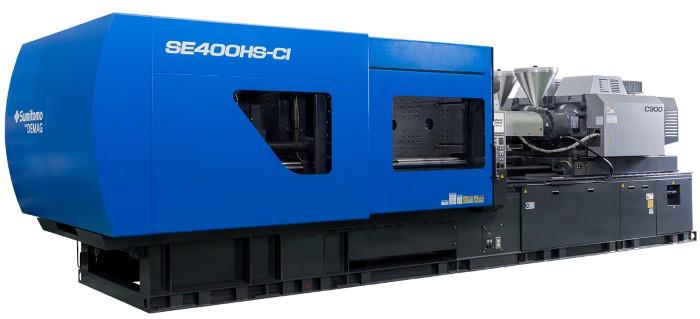 全電動二材射出成形機SE400HS―CI