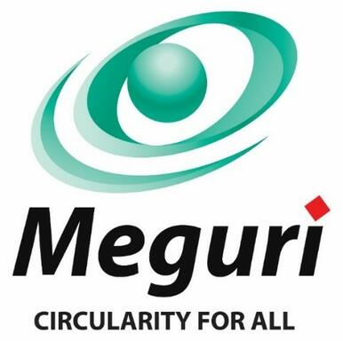 「Meguri」ロゴ