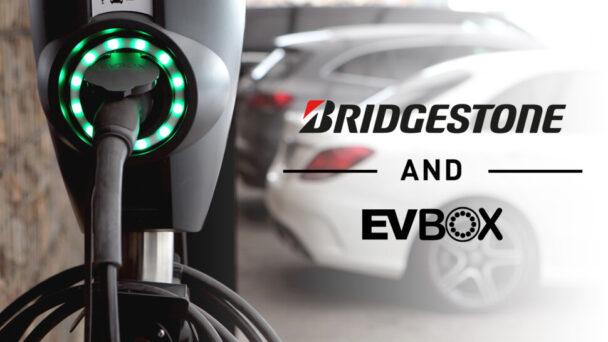 ブリヂストンが欧州で協業 EV用充電ネットワークを拡充