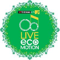 横浜ゴム LIVEecoMOTION with MTVのロゴ