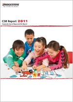 CSR Reports 2011 ○「ブリヂストングループ CSRレポート2011」英語版ページ