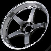 ADVAN Racing GT (マシニング&レーシングハイパーブラック)