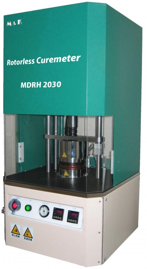 ゴム用加硫試験機「MDRH2030」