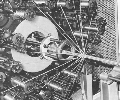 横型ワイヤー ホースブレーダー