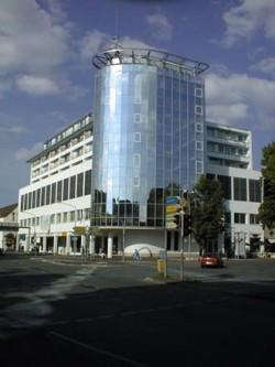 東海ゴムドイツ駐在事務所(現駐在事務所)が入るビルの外観